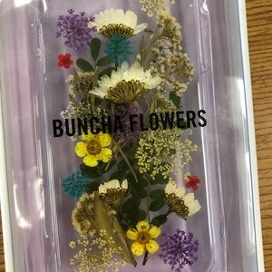 Flower Case for iPhone 7 Plus and 8 Plus